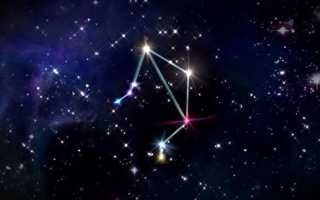 Созвездие Весы – сообщение доклад