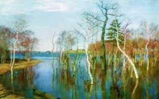 Сочинение на тему Пробуждение весны