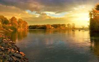 Река Амур – сообщение доклад