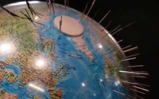 Магнитное поле Земли – сообщение доклад по физике (6, 8, 9 класс)