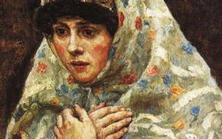 Наталья, боярская дочь – краткое содержание повести Карамзина