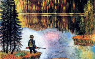 Описание Васютки (его внешность, портрет) в рассказе Васюткино озеро 5 класс