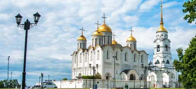 Доклад на тему город Владимир сообщение