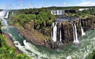 Аргентина – сообщение доклад (3, 7 класс География. Окружающий мир)