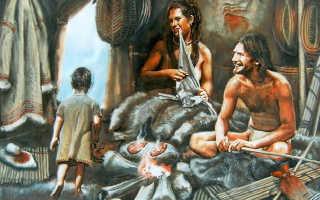 Сочинение на тему 1 день первобытного (древнего) человека