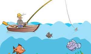 Сочинение Как я однажды удил рыбу 5 класс