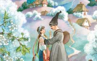 Майская ночь, или Утопленница – краткое содержание повести Гоголя