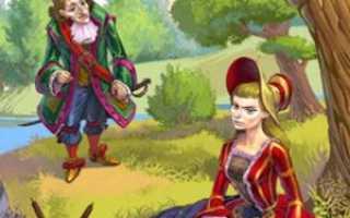 Рике с хохолком – краткое содержание сказки Перро