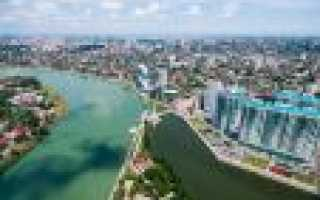Город Краснодар – доклад сообщение