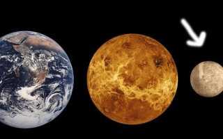Доклад на тему Планета Меркурий сообщение