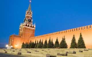 Спасская башня в Москве – сообщение доклад 2, 3, 4 класс