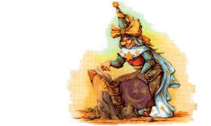 Волшебный барабан – краткое содержание сказки Джанни Родари