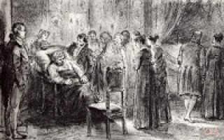 Сочинение Старый граф Безухов в романе Война и мир