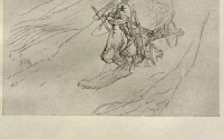 Обоз – краткое содержание басни Крылова