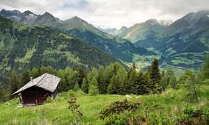 Австрия: природа и ее охрана – сообщение доклад