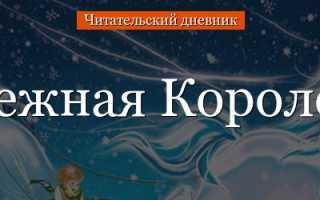 Снежная королева – краткое содержание сказки Шварца