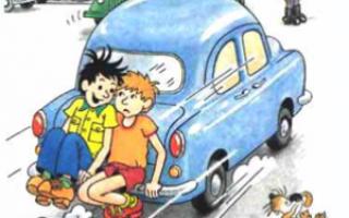 Автомобиль – краткое содержание рассказа Носова