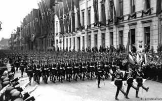 Приход к власти Гитлера в Германии