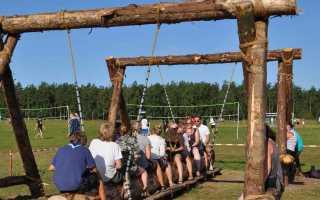 Сочинение на тему Как я провел лето в лагере