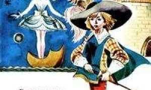 Мушкетёр и фея – краткое содержание повести Крапивин