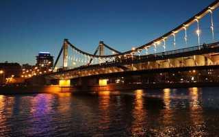 Мосты Санкт Петербурга – доклад сообщение