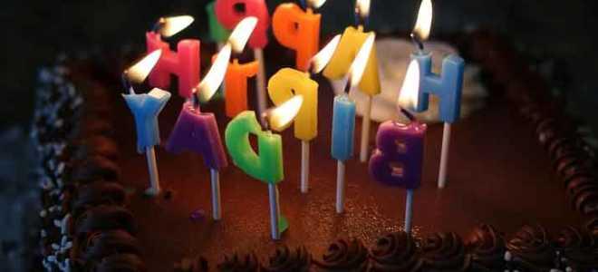Сочинение на тему День рождения друга