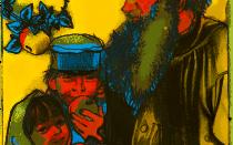 Басня Толстого Осел в львиной шкуре