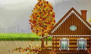 Сочинение на тему У природы нет плохой погоды