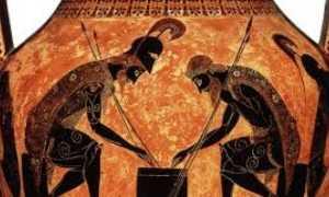 Этрусская ваза – краткое содержание новеллы Мериме