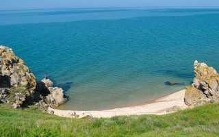 Азовское море – сообщение доклад (4, 8 класс Окружающий мир)