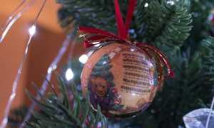 Сочинение на тему Новогодняя елка