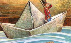 Стойкий оловянный солдатик – краткое содержание сказки Андерсен