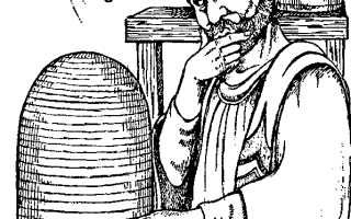 Басня Эзопа Ворон и Змея
