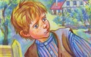 Расмус-бродяга – краткое содержание повести Линдгрен