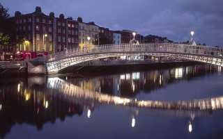 Ирландия – сообщение доклад