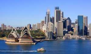 Австралия – сообщение доклад