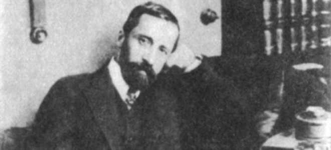 Анализ стихотворения Парки Мережковского