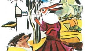 Заяц и еж – краткое содержание сказки Гримм