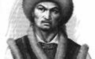 Сочинение на тему Салават Юлаев