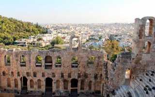 Древние Афины – доклад сообщение по истории 5 класс кратко