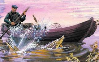 Краткое содержание Астафьев Царь-рыба