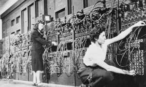 История компьютера – сообщение доклад